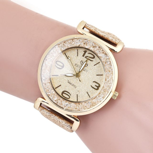 Women's Luxury Crystal Watch