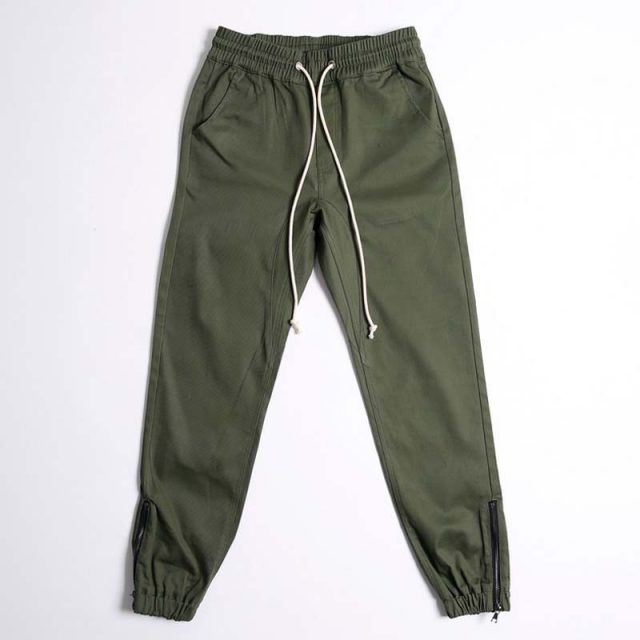 Fashion Fitted Pants for Men