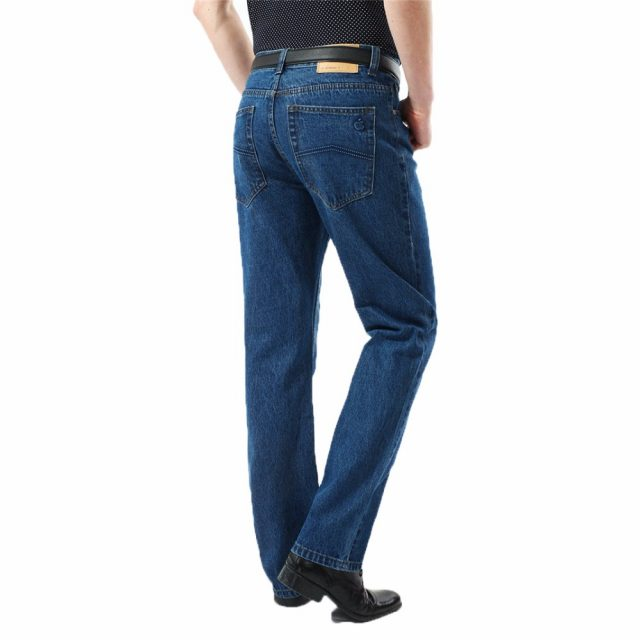 Casual Straight Jeans for Men