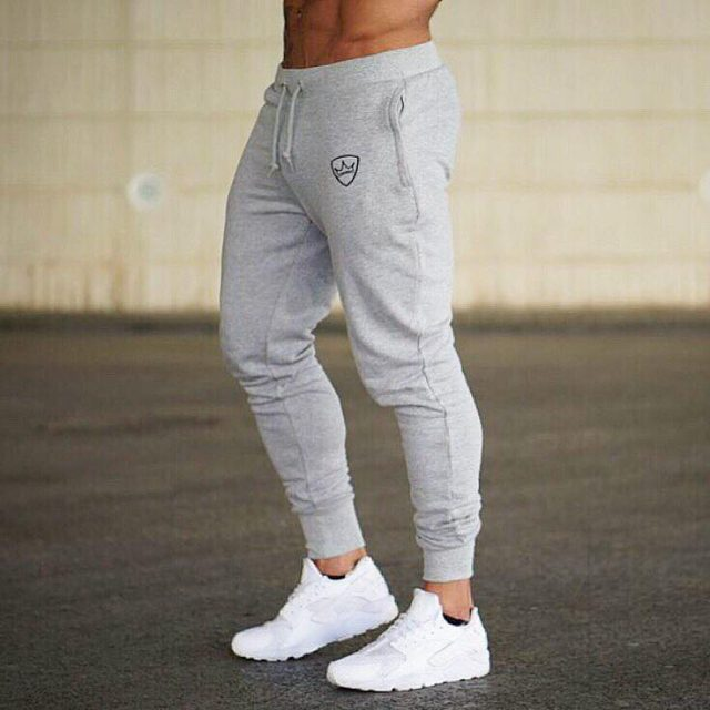 Fashion Comfortable Elastic Cotton Men's Joggers