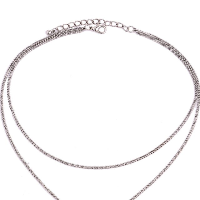 Double Necklace for Women