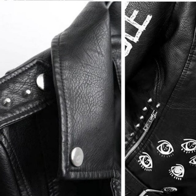 Women's Dare You Punk Jacket