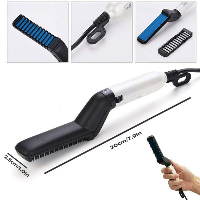 Men's Beard Straightener